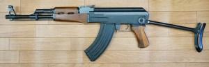 画像_AK47S 木製ストック付01