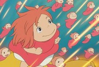 ponyo and her sisters