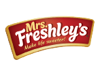 Mrs Freshley's Logo Transparent Logo