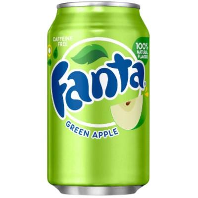fanta green apple soda 1