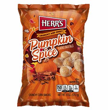 herr s pumpkin spice balls 12 6 oz bags per case 1 e1573724961496