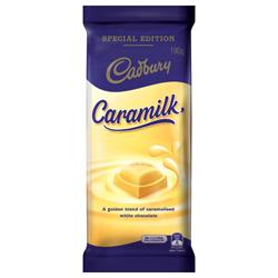 Cadbury Chocolate Block Caramilk 1 2
