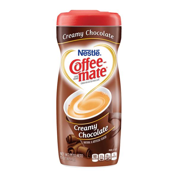 Coffee-Mate Creamy Chocolate Coffee Creamer