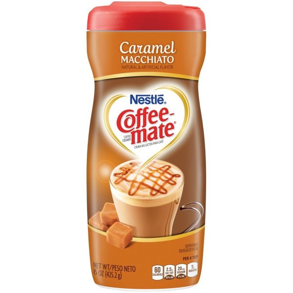 Coffee mate Caramel Macchiato