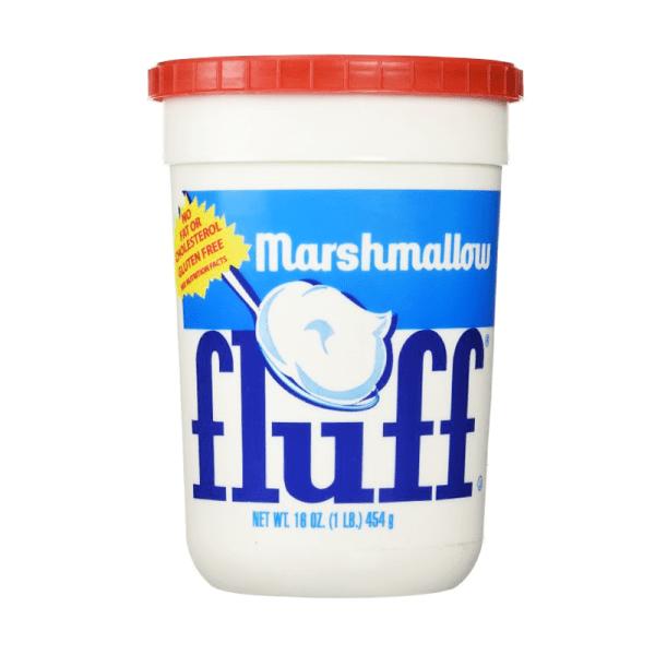 Fluff Marshmallow Vanilla Tub