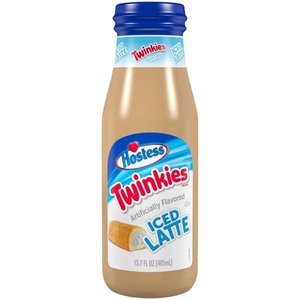 Hostess Iced Latte Twinkies 405ml
