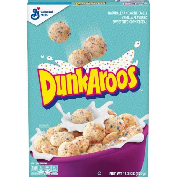 general mills dunkaroos cereal photos