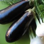 eggplant fennel