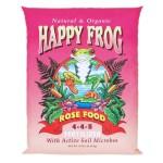happy frog rosefood fertilizer