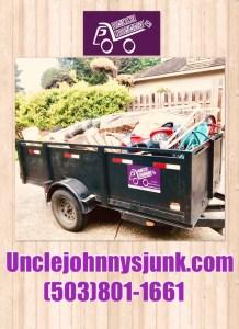 Uncle Johnny's Junk Removal-HillsboroOregon-PortlandOregon-BeavertonOregon-TigardOregon-WestLinnOregon-LakeOswegoOregon-TualatinOregon-ForestHeightsOregon