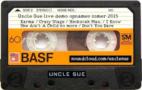 Eerste live demo's opgenomen – nu te beluisteren –
