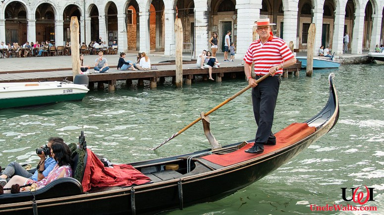 Gondolier crushed when Disney job application rejected |