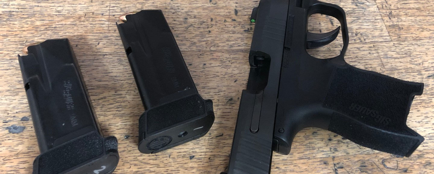 Range Time with the Sig Sauer P365 - Uncle Zo - Tales about