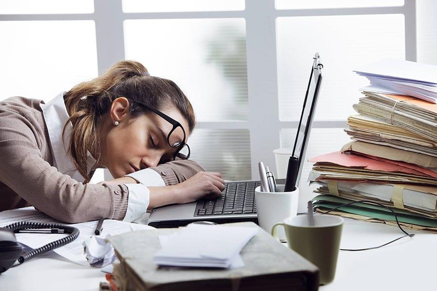 Как правильно работать, чтобы не испортить здоровье