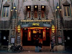 Amsterdam's Art Deco Tuschinsky Theater