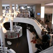 Amsterdam's Openbare Bibliotheek is a multimedia temple, open to the public