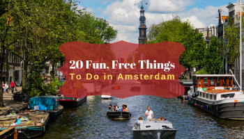 12 Things NOT To Do in Amsterdam - UnClogged in Amsterdam