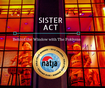 Sister Act: Behind the Window with the Fokkens