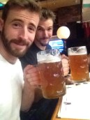 Un bière comme à Munich au Kempinski de Wuxi !