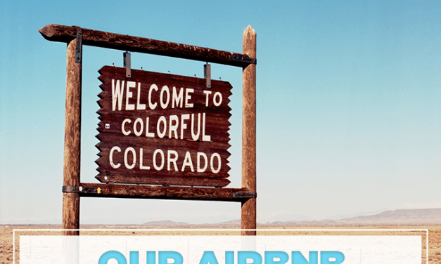 Our Airbnb Experiment, Part I