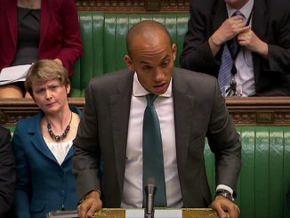 Chukka Umunna, the Independent Group.