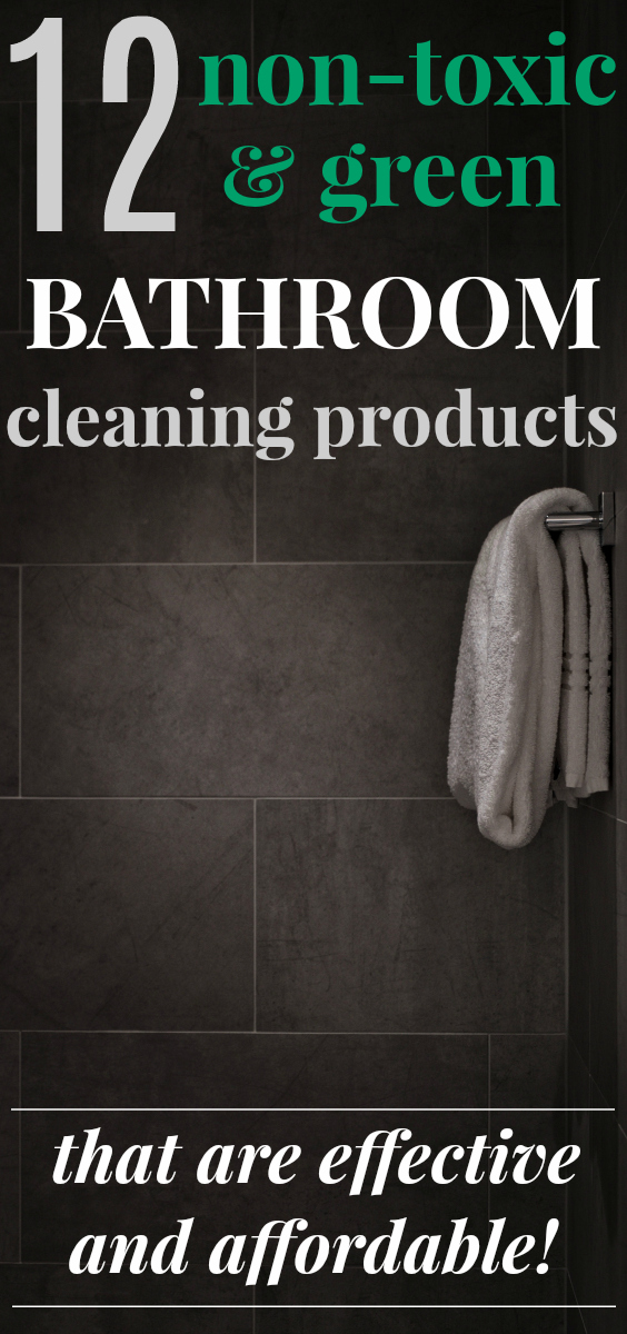 Best NonToxic Cleaning Products For The Bathroom Uncommonly Well - Best non toxic bathroom cleaner