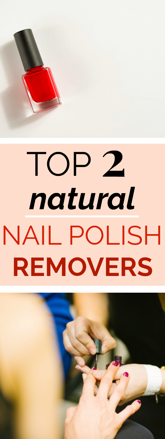 Top 2 Natural Nail Polish Remover Products - Uncommonly Well
