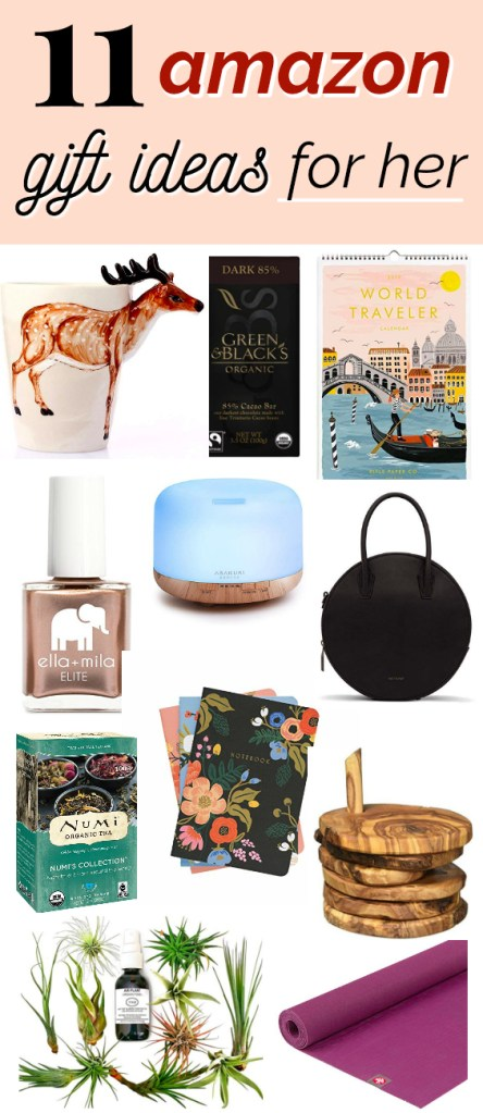 Amazon Gift Guide For Her 11 Last Minute Gift Ideas Uncommonly Well