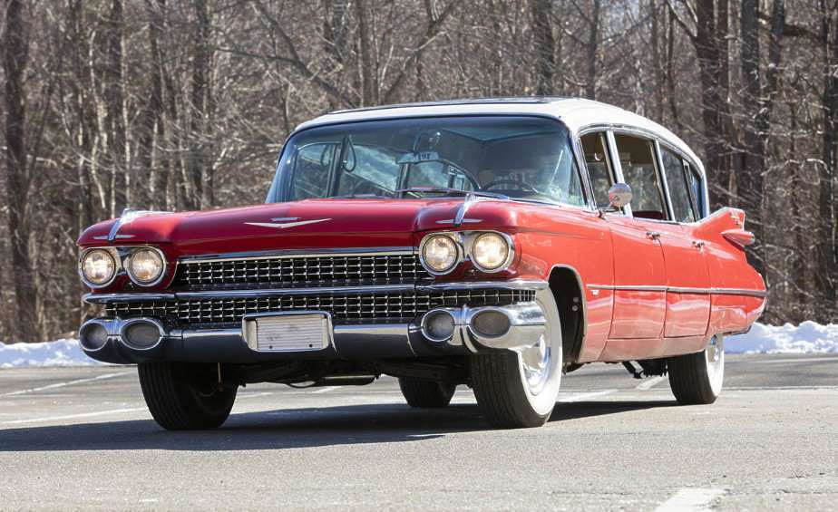 1959 Cadillac Broadmoor SkyView Sightseeing Limousine