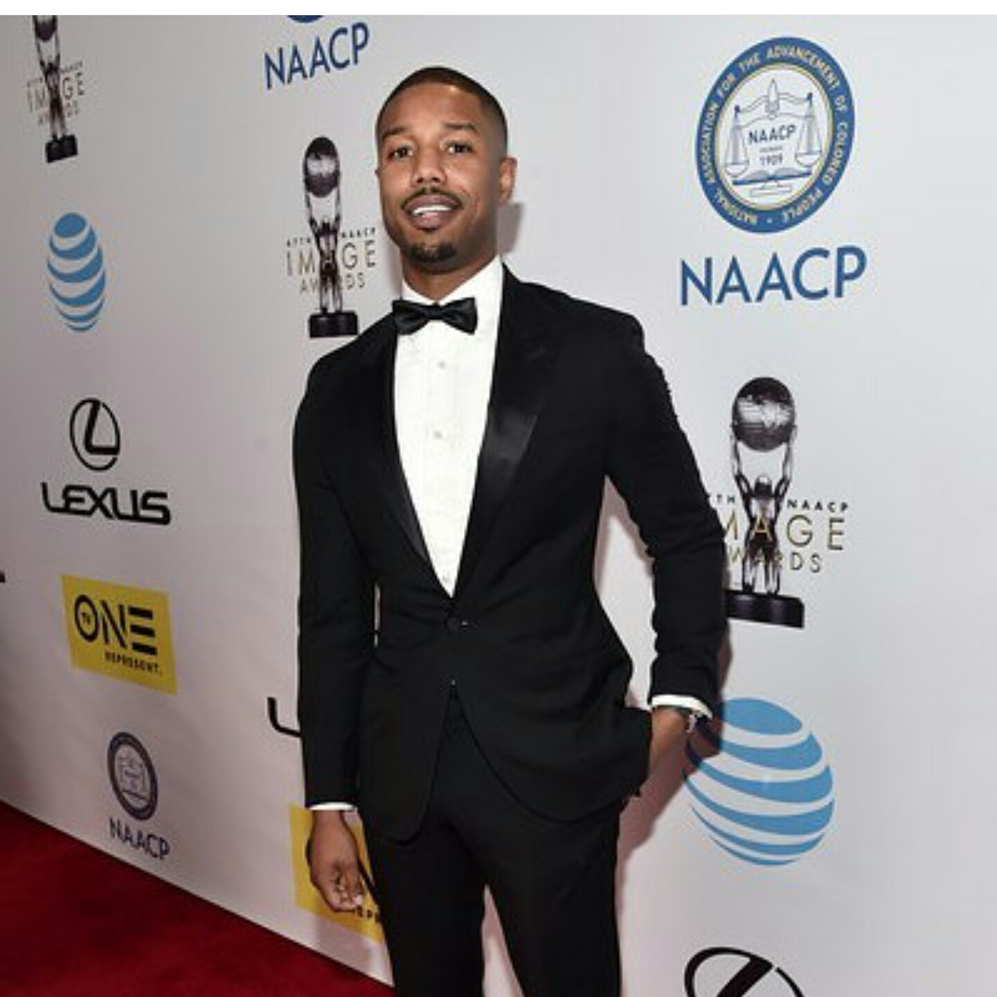 [Man Of The Night] Michael B. Jordan's Double Win At The NAACP Image Awards