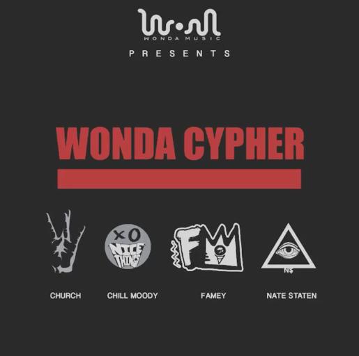 [MoodyMonday] Wonda Cypher X Churche, Chill Moody, Famey, Nate Staten [Raw Footage]