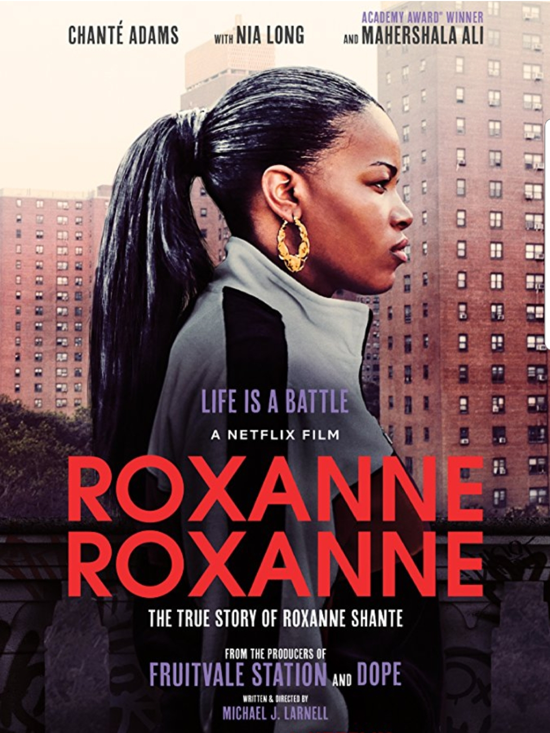 "[Film] Roxanne Roxanne : ""We Want A Series!"""