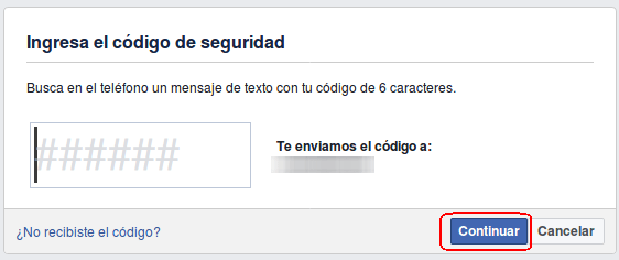 entrar a facebook con contraseña antigua