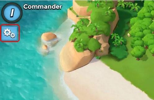 ajustes de boom beach
