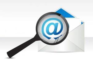 encontrar el correo electrónico de una persona