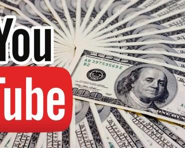 cómo crear un canal de YouTube y ganar dinero