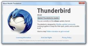 poner firma thunderbird