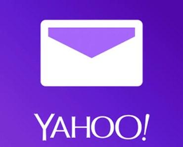 iniciar sesión en el correo Yahoo
