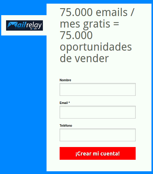 mairelay registro