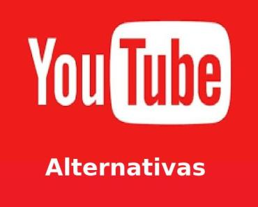 alternativas a YouTube