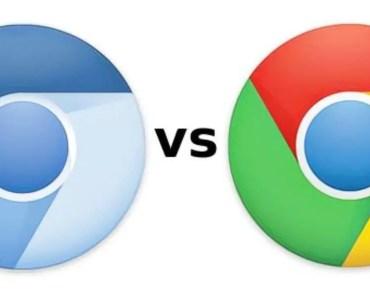 Chrome vs Chromium