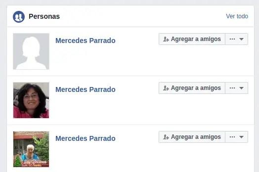 búsqueda de personas en facebook