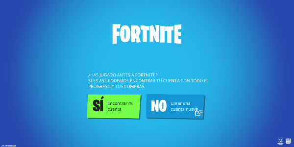 iniciar Fortnite en Android