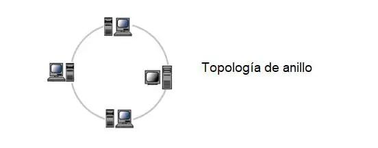 topología de anillo
