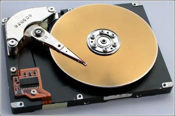 disco duro magnético