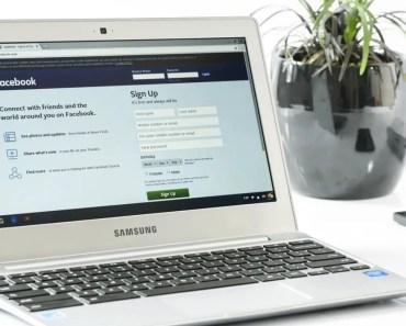 Cómo borrar los correos electrónicos de Facebook al inicio de sesión