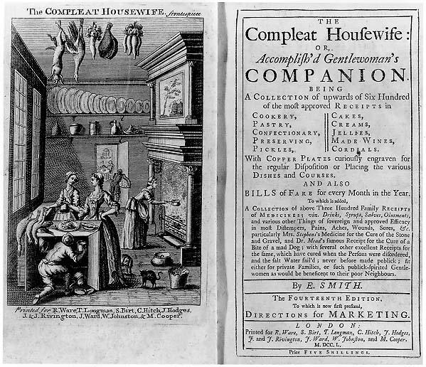 Historic Cookbooks Highlight Sustainable Past