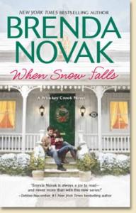 Review: When Snow Falls (Whiskey Creek #2) – Brenda Novak