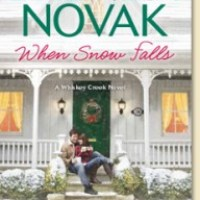 Review: When Snow Falls (Whiskey Creek #2) – Brenda Novak
