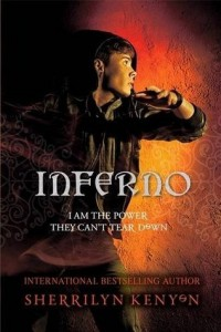 Review: Inferno (Chronicles of Nick #4) – Sherrilyn Kenyon